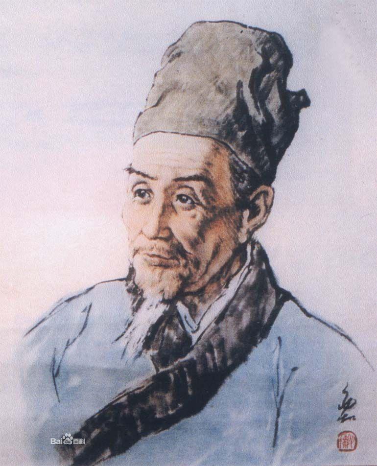 一百位古代名中医的画像图片