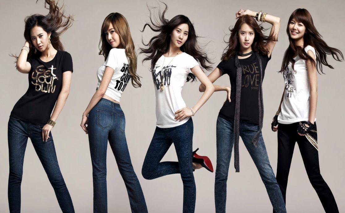 韩国女子组合少女时代