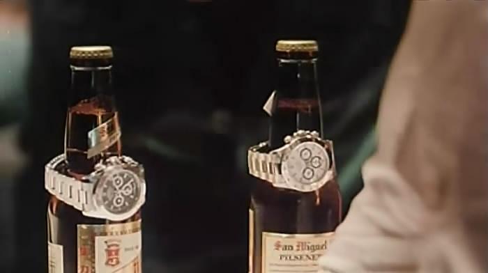 古惑仔4中出现的手表是什么牌子图片