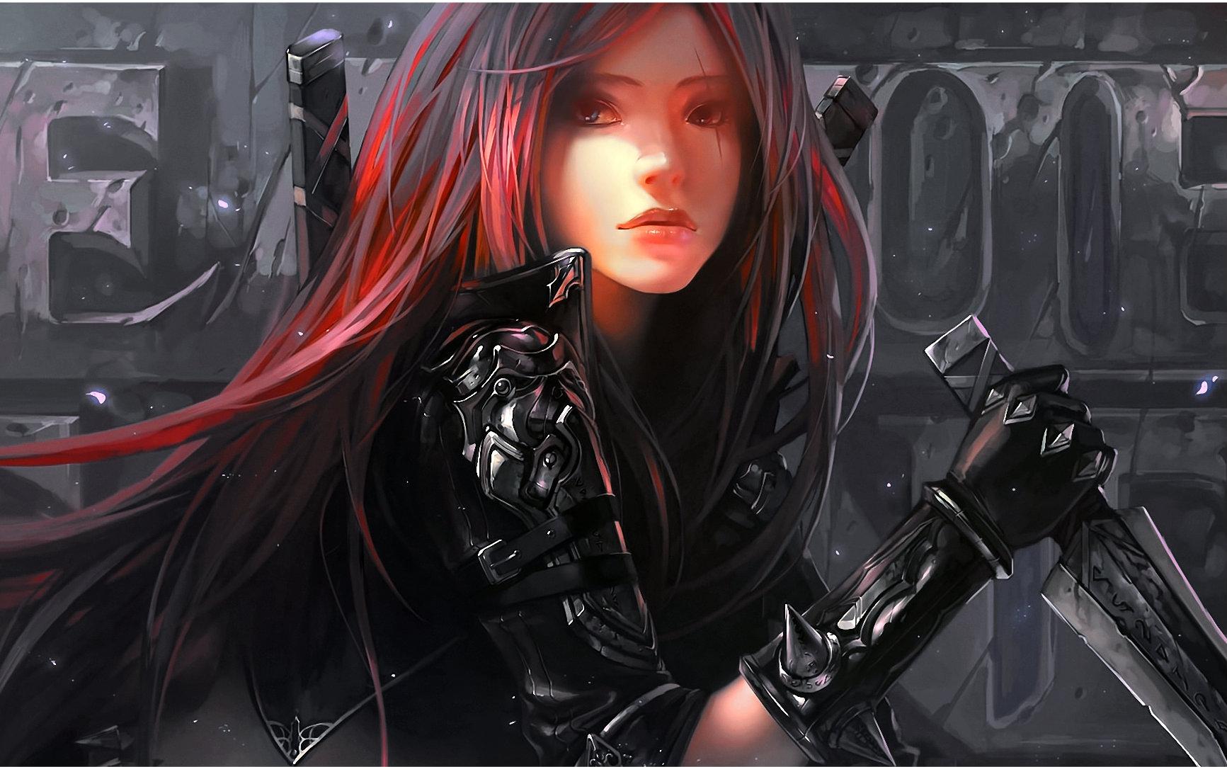 有英雄联盟的女英雄死亡图和动漫女人死亡图吗?