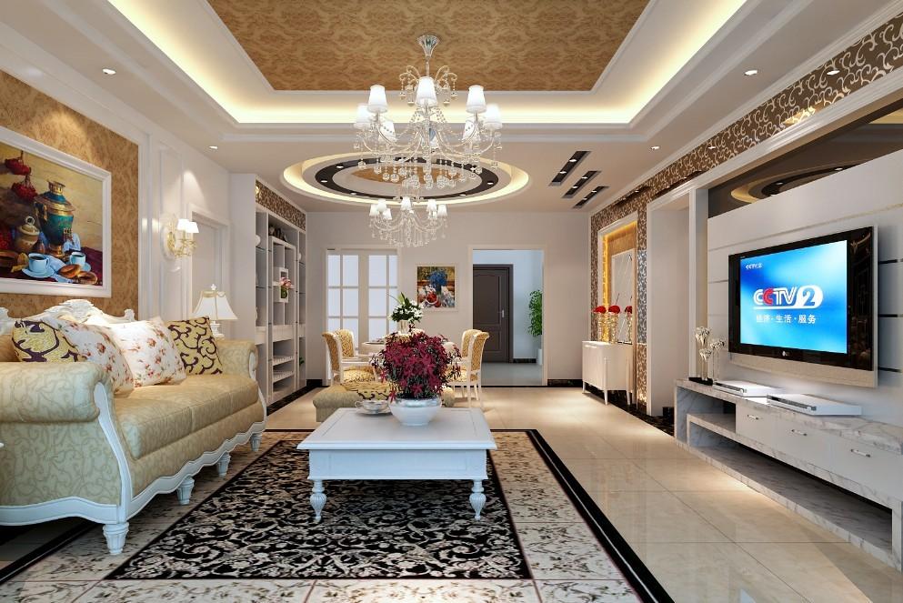 谁有三十五平米左右的客厅的装修效果图