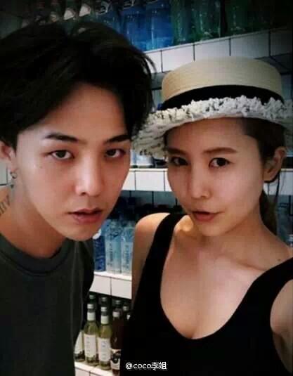 G Dragon Girlfriend 权志龙正脸中分�...