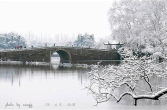 杭州新十景介绍