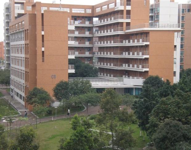请问华南理工大学南校区宿舍条件如何?图片
