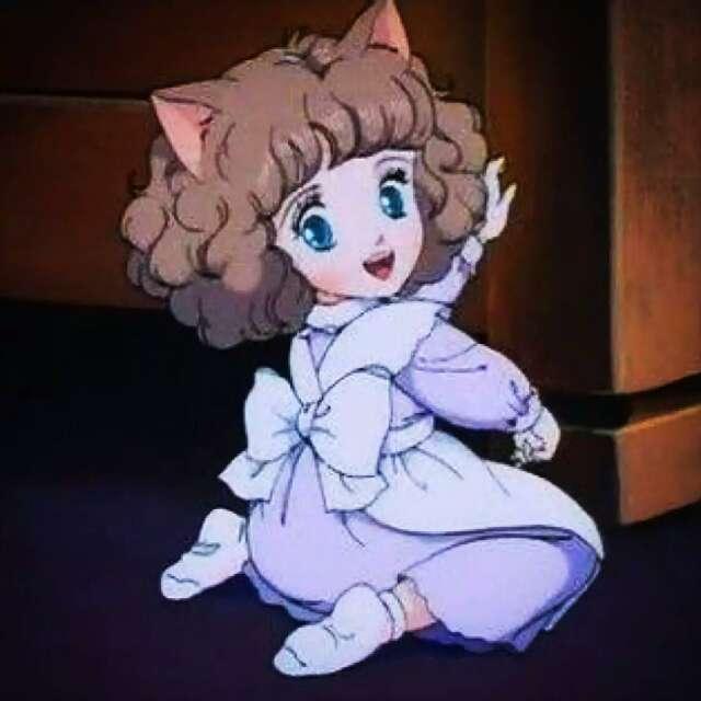 求问,这个小萝莉是哪个动画片里的?叫什么名字!谢谢!图片