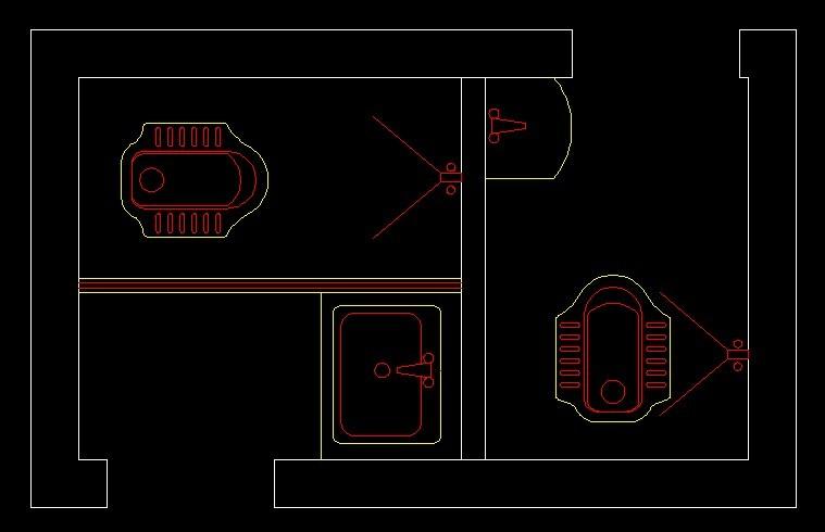 卫生间重换蹲坑多少钱-蹲坑式卫生间干湿分离/蹲坑卫生间装修效果图