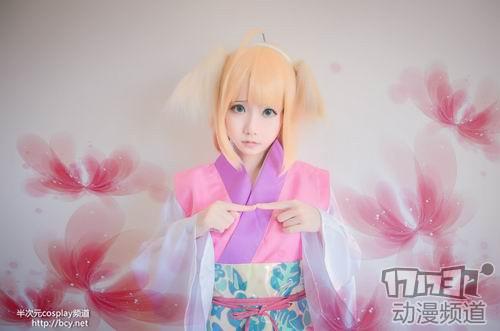 狐妖小红娘cos图片
