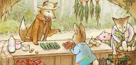 如何评价《彼得兔》动画片全集?