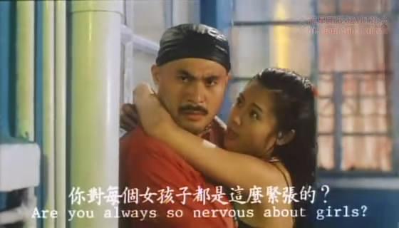 徐锦江有部电影救了一个美女