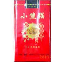 小熊猫牌香烟多少钱一包   铁盒小熊猫香烟盒10支装   请高清图片