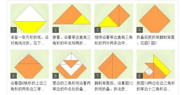 如何用钱折纸鱼图片