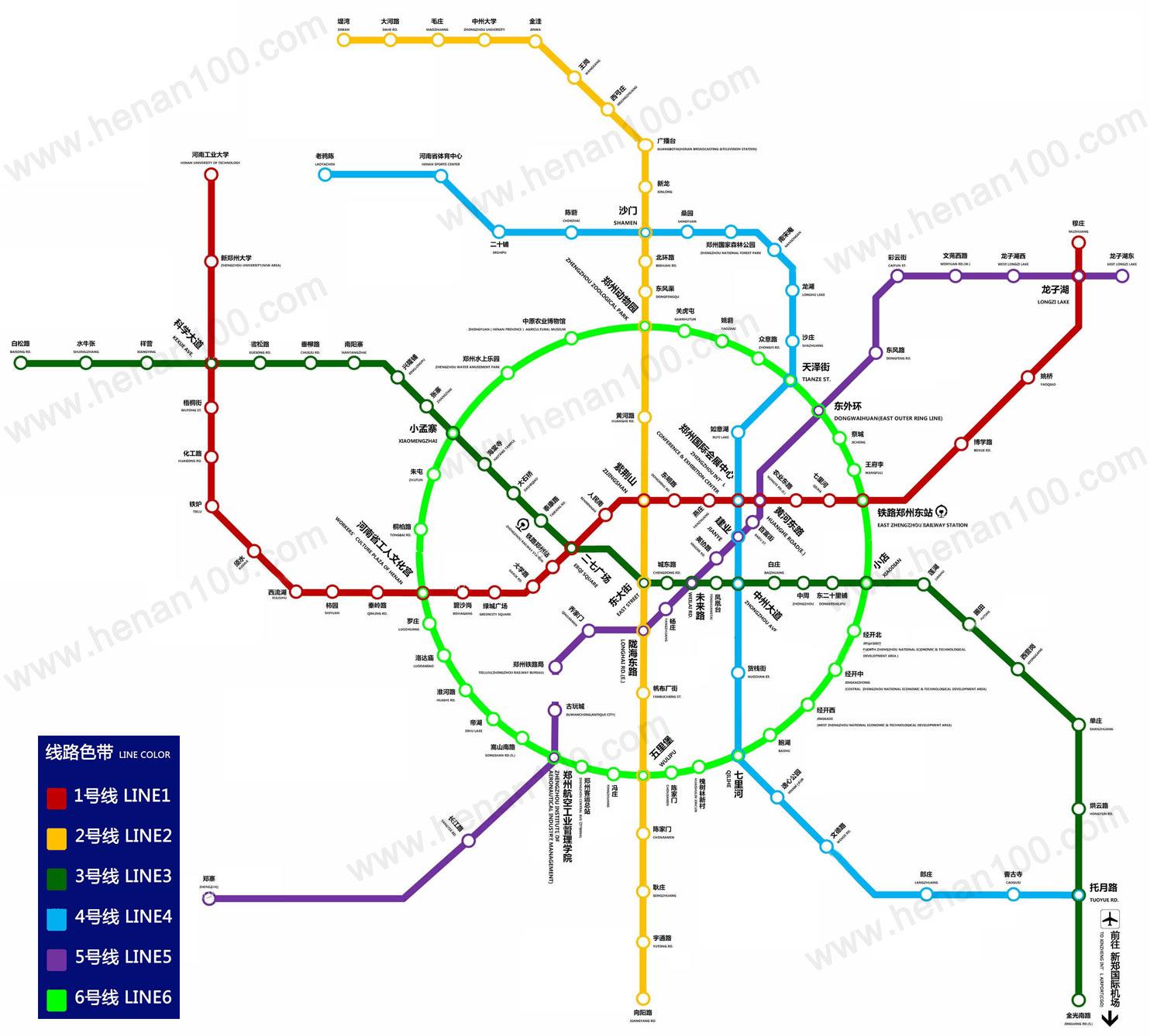 郑州地铁5号线 14 郑州地铁5号线路图 郑州地铁5号图片