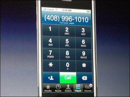 小米手机打电话的界面跟iphone一样吗图片