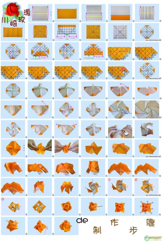 ... 怎么折图解_雨伞怎么折图解_24种纸元宝折法图解