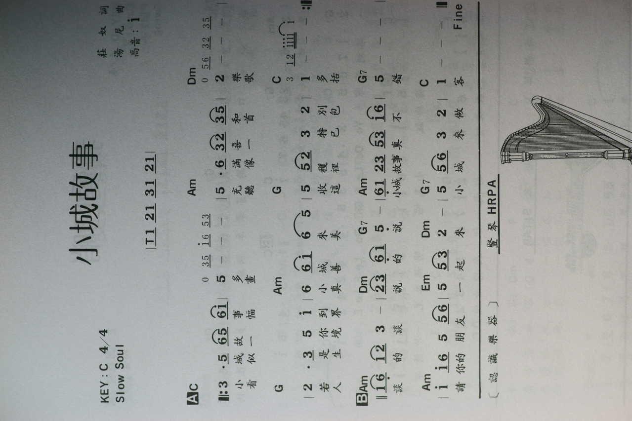 口琴爱好者注意求24孔口琴简谱图片