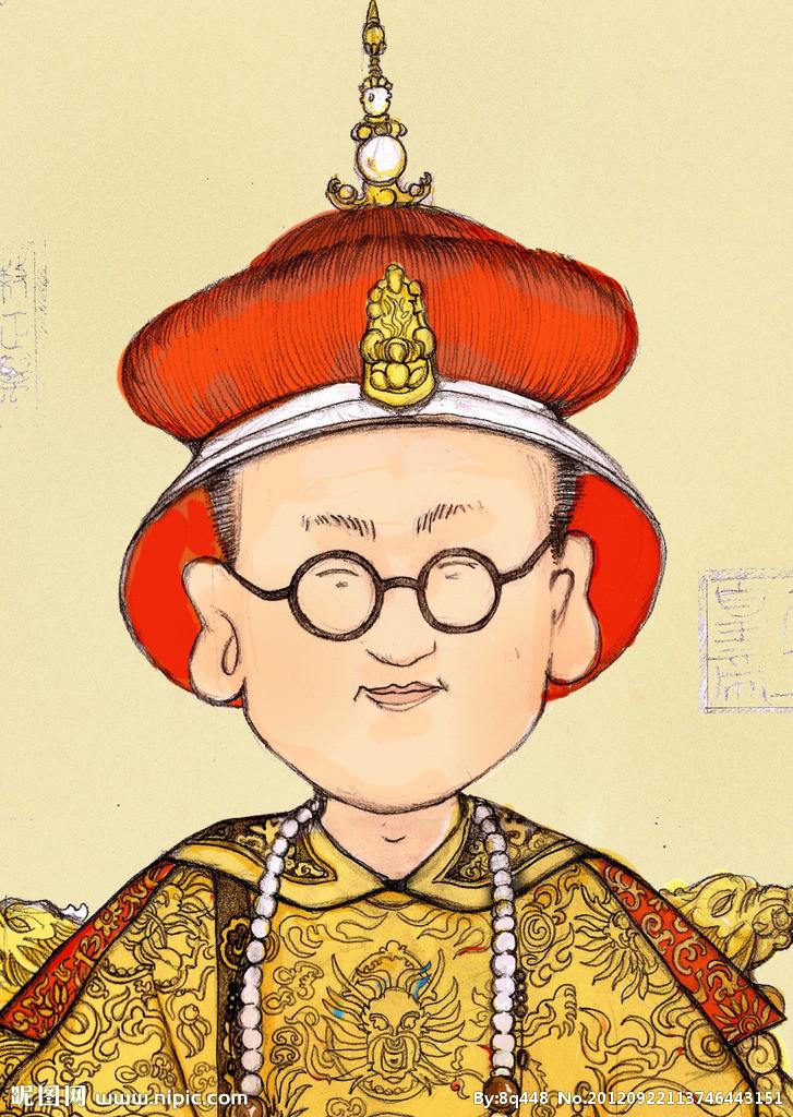 皇帝歪脖子头像_玄德皇帝发表的暴走漫画玄德皇帝的暴走漫画