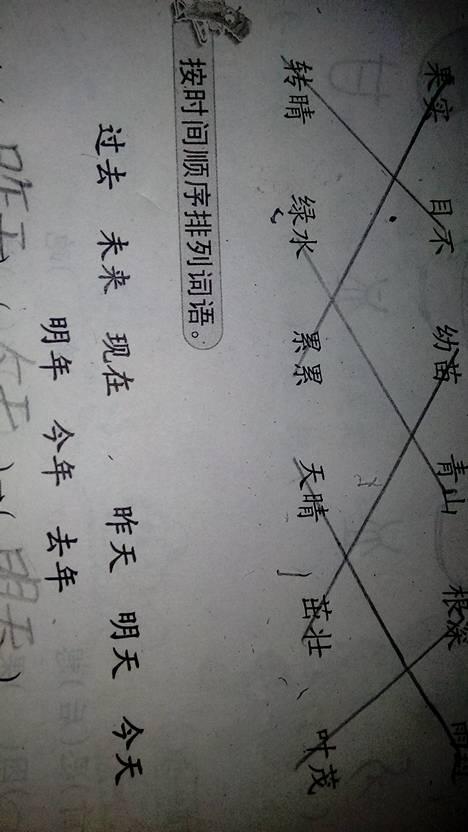 元宵节端午节中秋节重阳节除夕牛虎兔龙马鸡按一定的顺序排列词语问图片