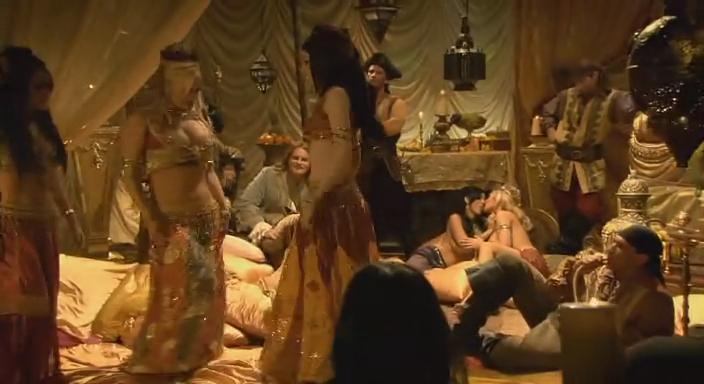 成人色情电影黄色片_《加勒比女海盗》作为情色片为何如此成功?