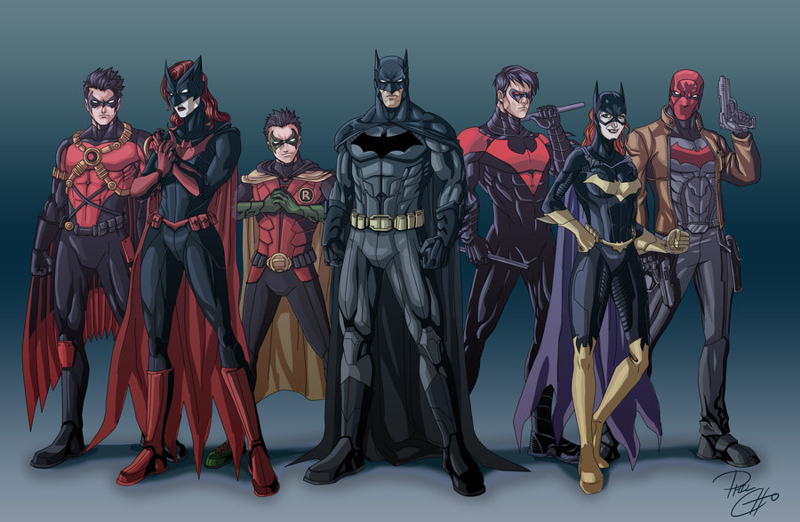 蝙蝠侠与罗宾如何认识