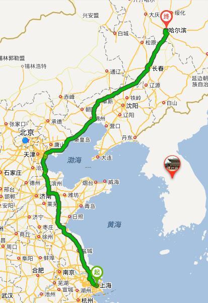 上海到哈尔滨旅游攻略