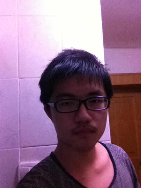 本人男16岁,想剪个中长的发型.适合什么发型,脸长19cm图片