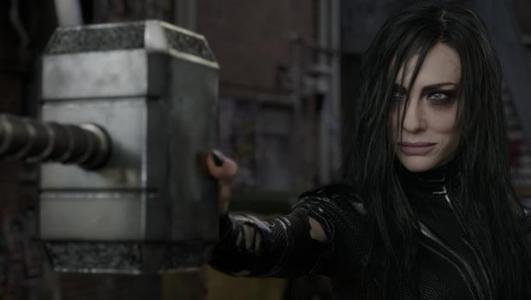 雷神姐姐_雷神的姐姐名叫aldrif odinsdottir,即安吉拉.