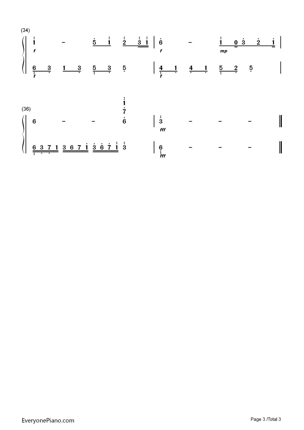 夜的钢琴曲二十三简谱图片