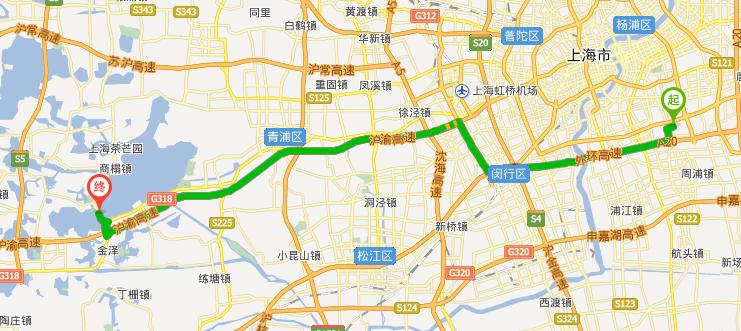 上海大观园地铁怎么去