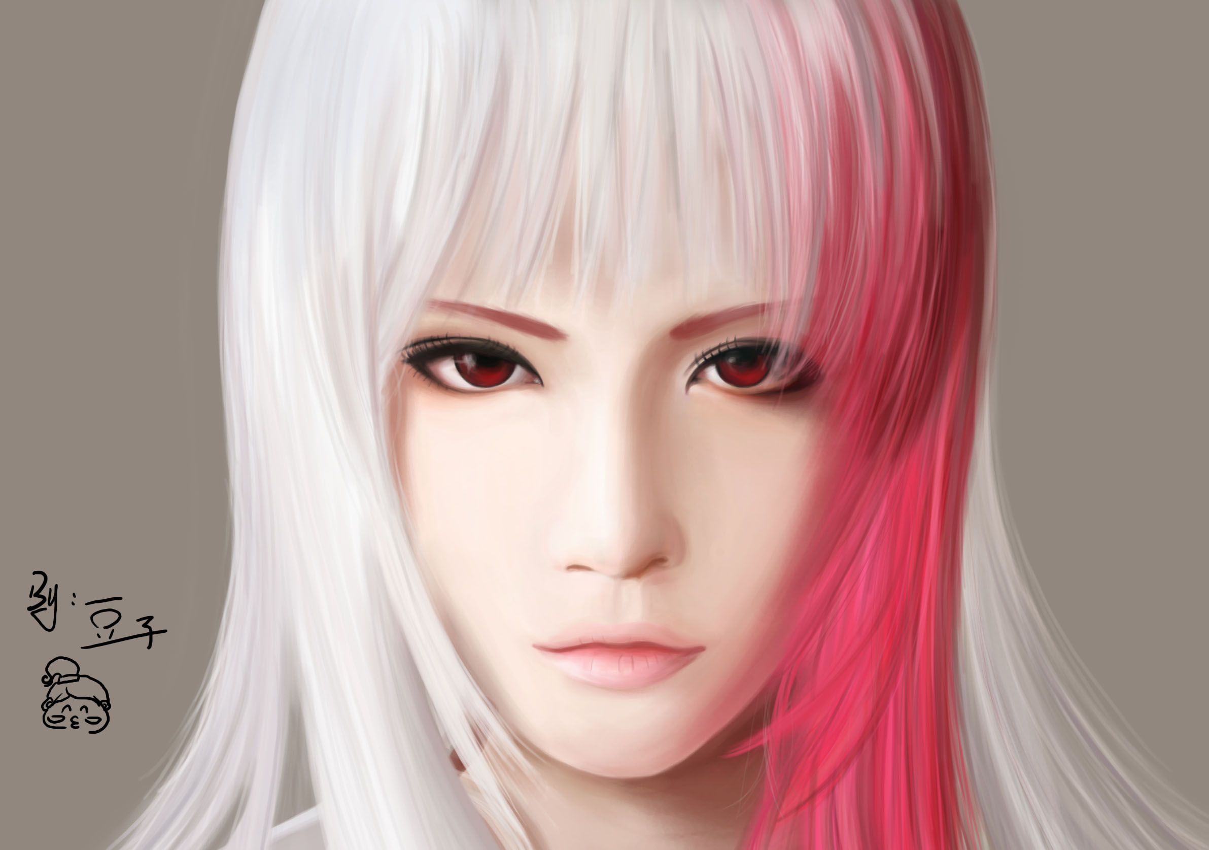 网络爆红的唯美cosplay作品 黄山 小小白 王爷 高清图片