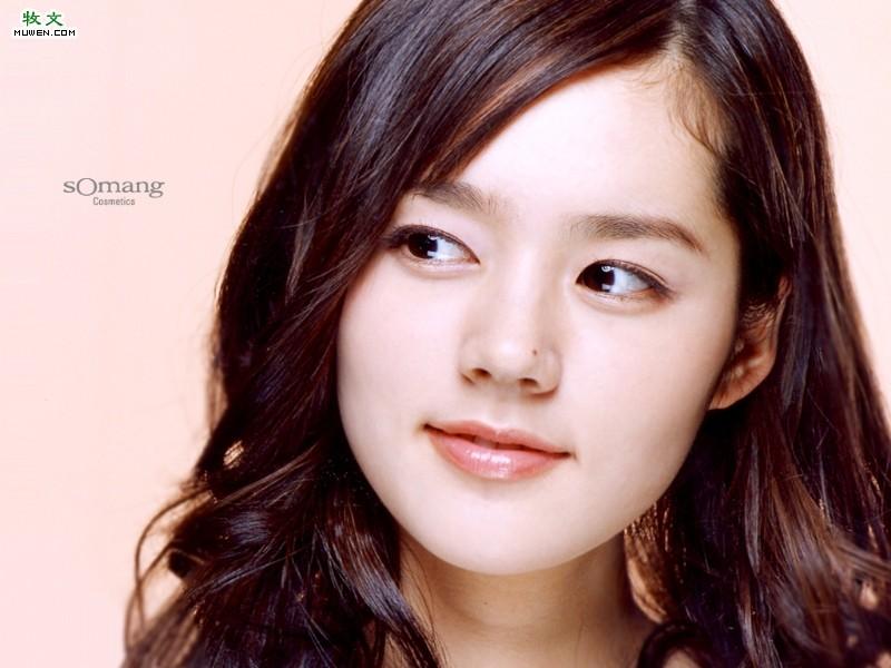 这个韩国美女叫什么?