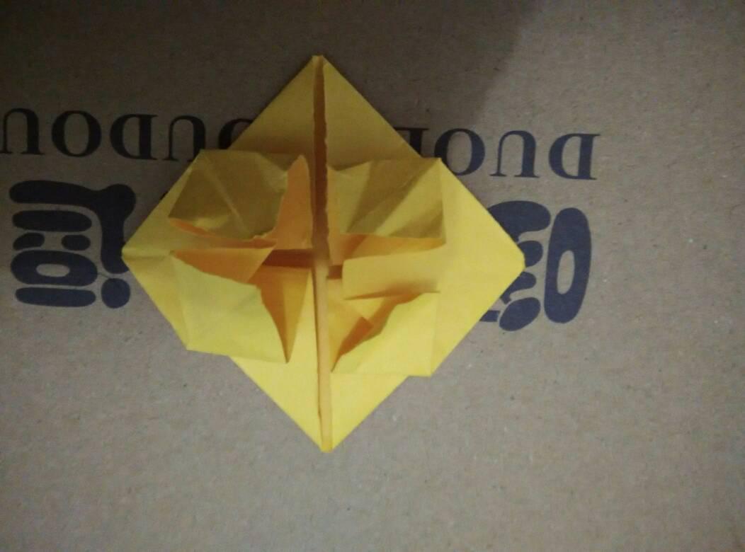 怎么叠心形折纸图片