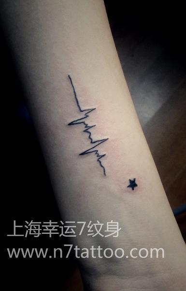 纹这个纹身要多少钱?图片