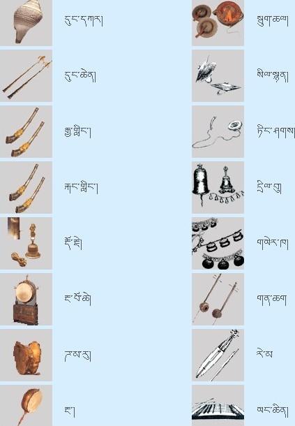 藏族的乐器 还有歌曲图片