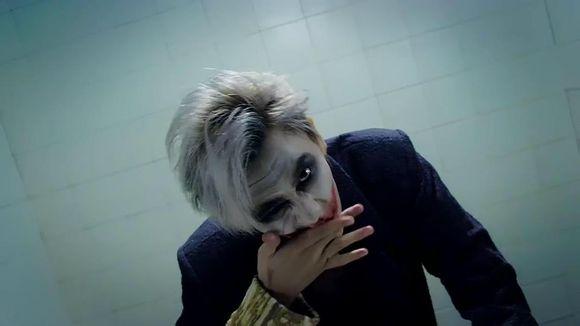 求张贤胜在没有明天mv里扮小丑的图片能当头像的 ...