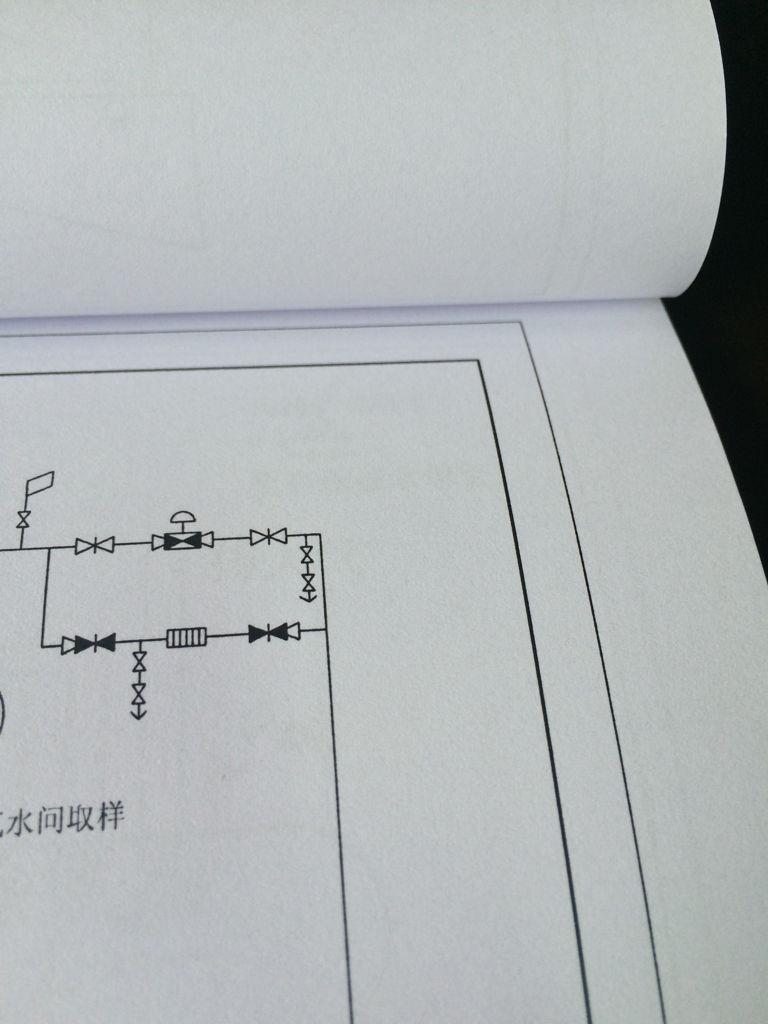 我想问一下图中的热力符号是什么意思?除了截止阀,排图片