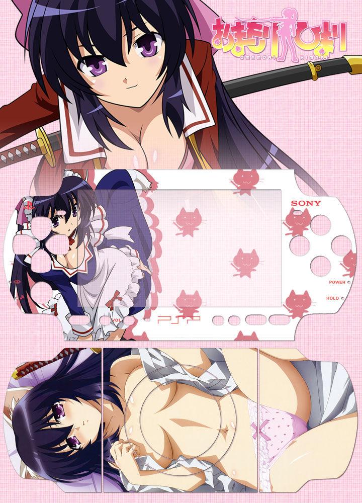 要一些后宫动漫日本动漫美少女图片!快快快!