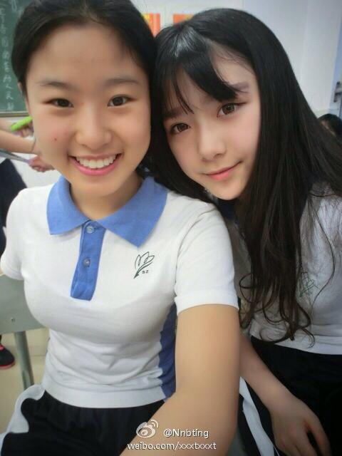 你们觉得中国女孩的胸是c罩杯好看