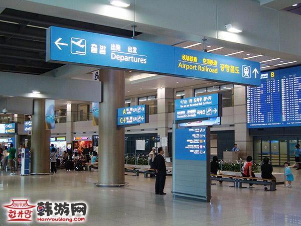 首尔站如何坐机场专线