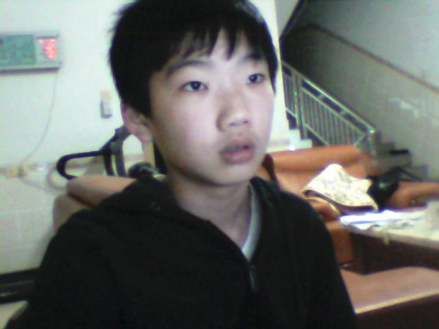 初中生男生发型;; 图片
