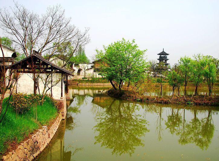 杭州西溪国家湿地公园门票