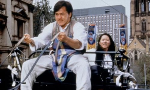 成龙好人《一个电影》里的巨无霸电影是矿车的?形容句子的感人图片牌子图片