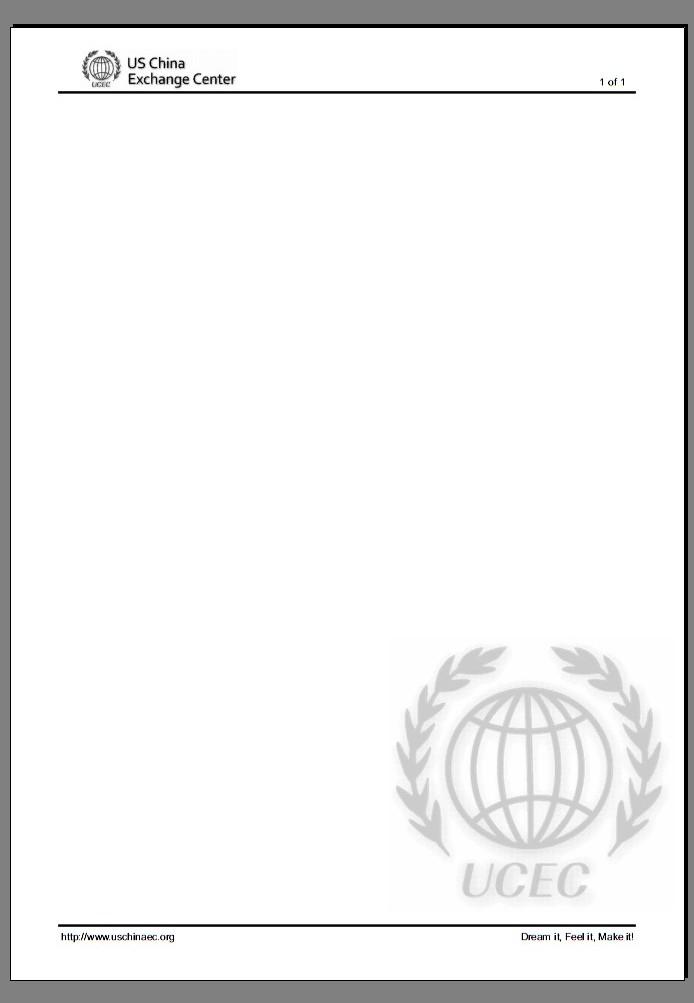 (1)打开一个新文档,双击页面顶端空白区域,进入页眉页脚编辑视图; (2图片