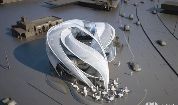 在线等,下图中的建筑模型是拿什么材料做的?最节省钱制作方法?