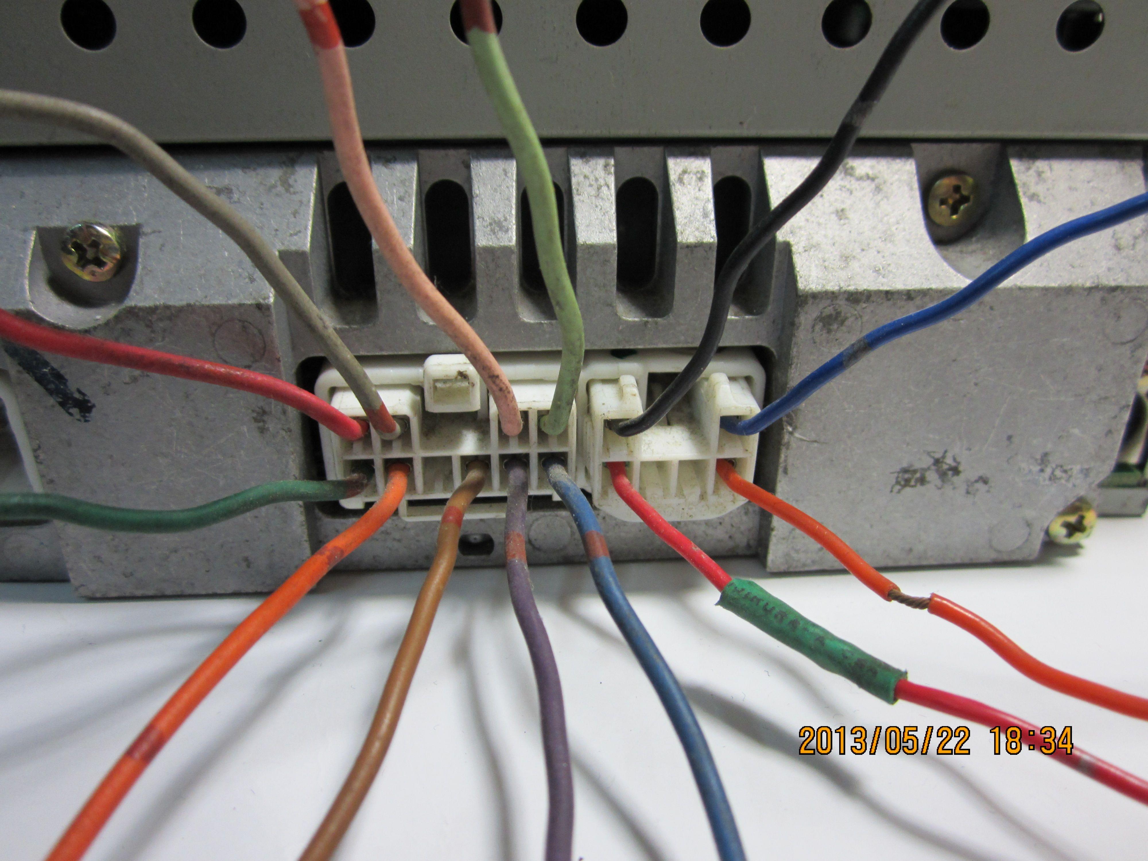 求丰田cd机接线图 高清图片