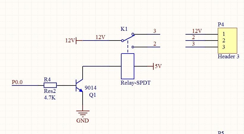 单片机控制电磁阀图片