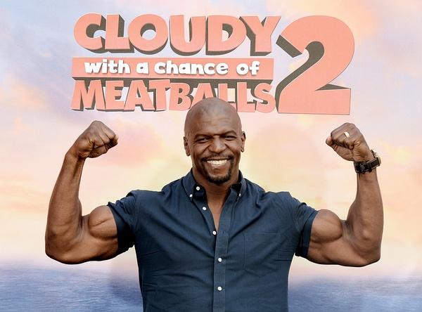 好莱坞里面有个肌肉男黑人叫什么图片