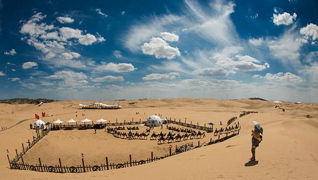 有沙漠的旅游景点