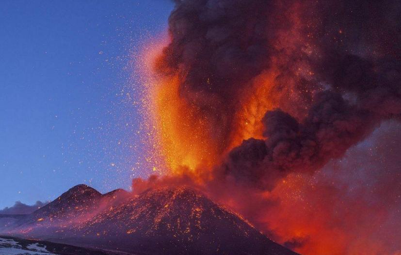 火山爆发有什么后果