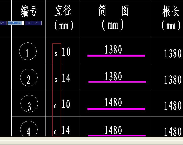 钢筋直径符�_求助,cad中钢筋直径符号显示为数字(6),怎么回事呀?,不显示直径符号.
