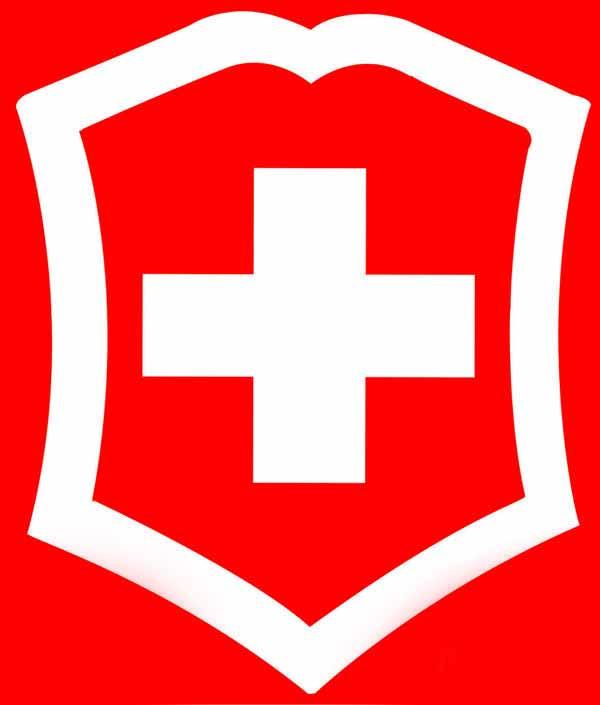 瑞士军刀的商标是什么?图片
